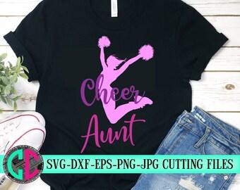 Pom poms svg, cheerleader svg, cheer aunt svg, cheerleader svg, football pompom SVG, cheerleader cut file,Football aunt SVG, svg for cricut