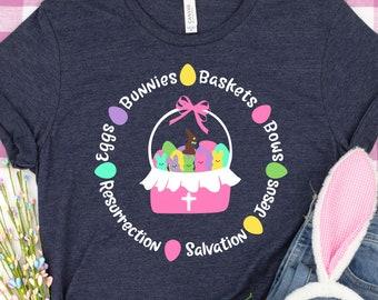 Easter basket svg, Chocolate bunny svg, Easter candy svg, Jesus svg, Easter svg design, Easter cut file, Easter cricut svg, cricut