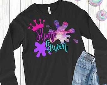 Slime Queen svg,Slime svg,Slime shirt svg,Slime Maker svg,Slime Tshirt,Slime Queen,Girls Slime svg,Cricut Designs,Silhouette Design