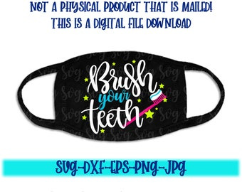 brush your teeth svg,svg cut files,brush svg,toothbrush svg,girls svg,hygienist svg,cut files, cricut svg, svg for mobile, mobile svg
