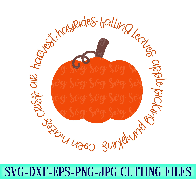 12+ Fall Harvest / Svg Png Jpeg Dxf Design