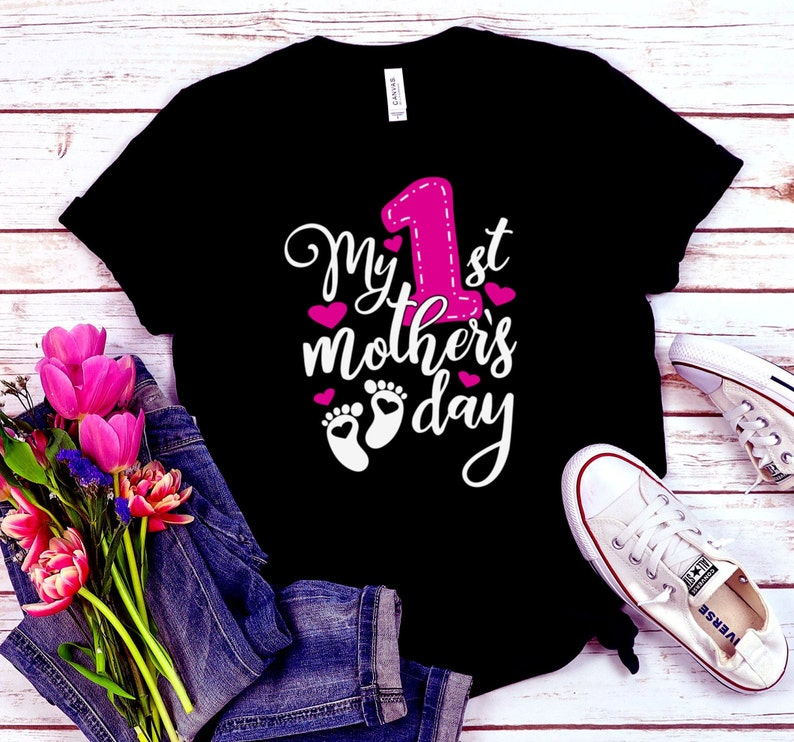 cricut svg First mothers day svg Mother/'s Day Svg new baby mother/'s day svg new baby svg,l ove mom svg Mother/'s Day Svg motherhood svg