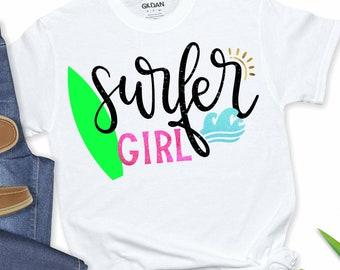 Surfer svg,summer svg,vacation svg,svg summer,beach svg,svg beach,Silhouette svg, Summer Svg Designs, Summer Cut File, cricut svg