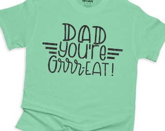 Fathers Day Svg, dad you're great svg,fathers day svg,Dad svg,daddy svg,Grandpa Svg,Fathers Day Svg Design, Fathers Day Cut File, cricut svg