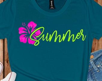 hibiscus summer svg, hibiscus,beach svg, palm tree svg, summer svg, summertime svg,Summer Svg Designs, Summer Cut File, cricut svg