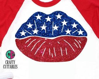 America Lips svg,American flag svg,flag svg,forth of july svg,merica lips svg,merica flag svg,tshirt,America svg,country svg,adore svg