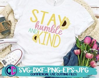 Summer svg, sunflower svg, stay humble sunflower svg, sunflowers svg, summertime svg , Summer Svg Designs, Summer Cut File, cricut svg