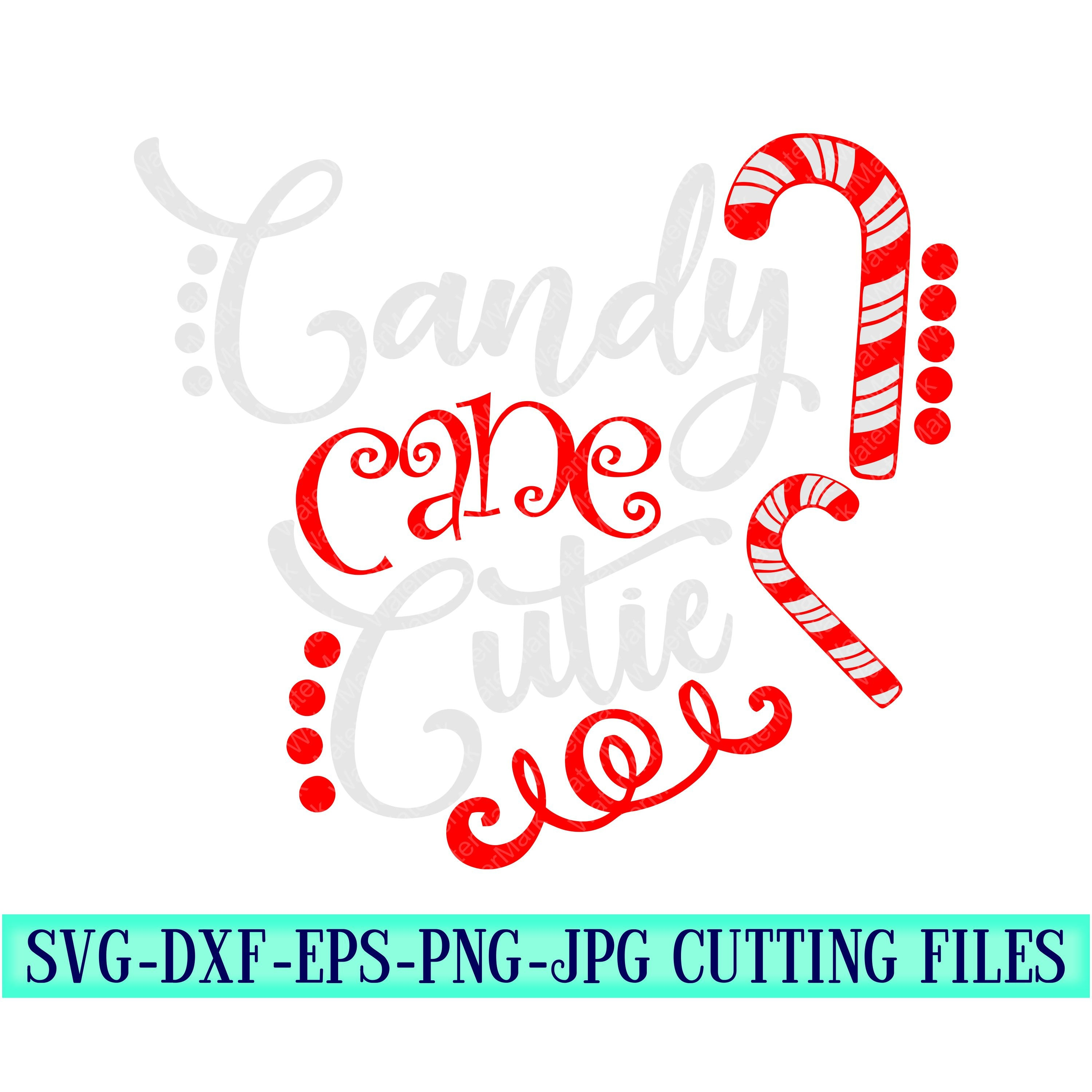 Candy Cane Candy Cane Svg Christmas Shirt Candycane Svg Christmas Svg Designs Christmas Cut Files Christmas Svg Design Christmas Cut Files