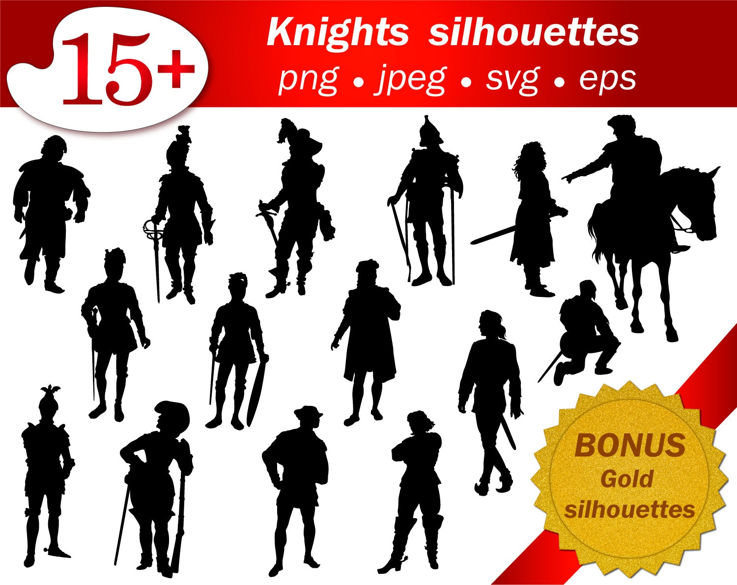 Knights Pirate Svg Silhouette Cameo Cricut Vector Editable Etsy Craft Ideas Crafts Kick Embossing Cricket Circuit Men Medieval Scenes And Theatre Silhouettes