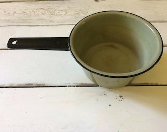Green Cooking Pot/Sauce Pan