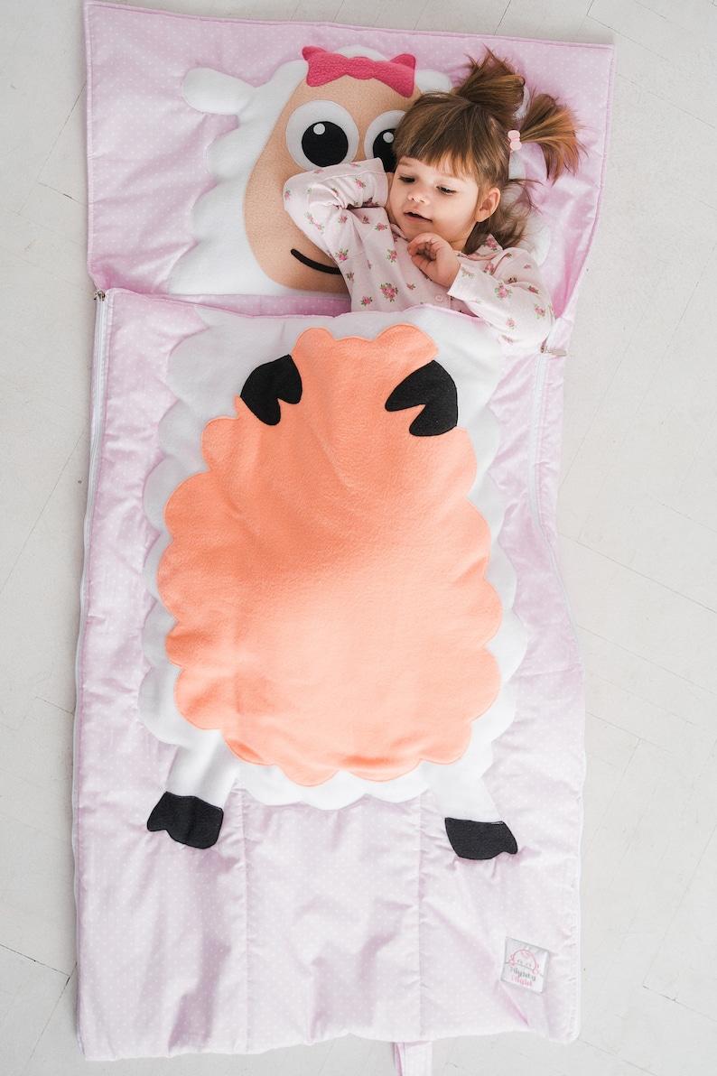Baby Kuscheln Sack Schaf Bettwäsche Kinder Etsy