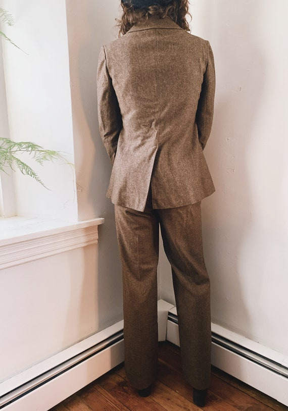 70s Pendleton Wool Two-Piece Suit - image 3
