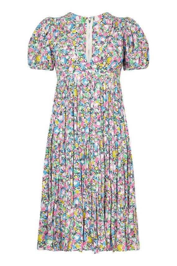 Ossie Clark for Radley Celia Birtwell Bubble Print