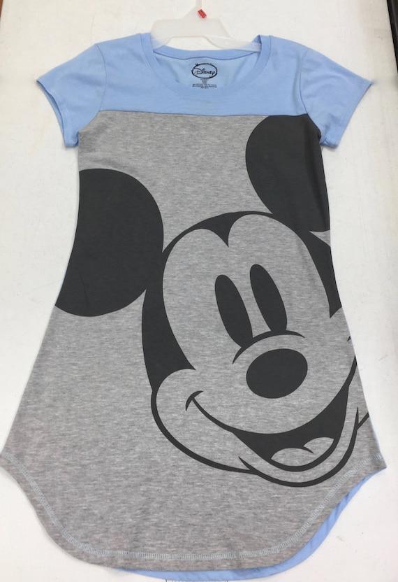 Mickey Mouse Night Top Womens Night Top Womens Nightgown  5d8384adb7