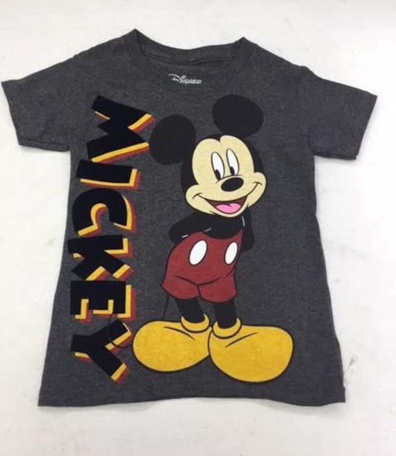 9b85238e3b0 Boys Disney Shirt Boys Mickey Mouse T-Shirt Disney Shirts