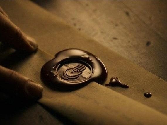 GoT Hand of the King Wax  seal Sticker