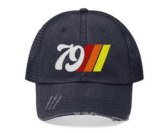 794e57526b0 1979 Retro Distressed Unisex Trucker Hat
