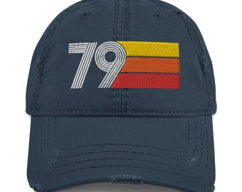 79 Snapback Birthday Cap Anniversaire Old School année modèle 40 scène Capuchon DUB