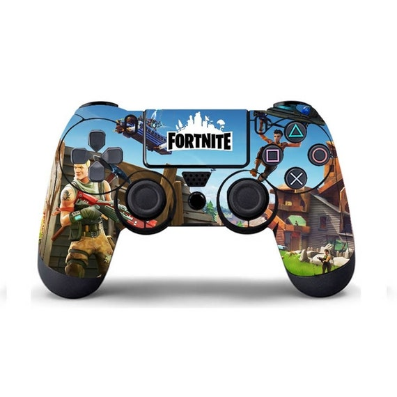 1 X Fortnite Ps4 Dual Controller Skin Only