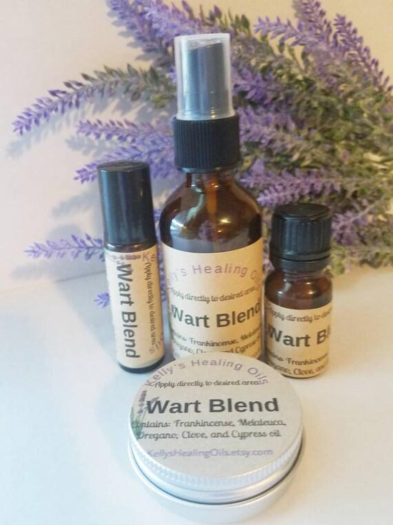 Wart Essential Oil Blend, All Natural Wart Medicine, Herbal Medicine,  Herbal Supplement, Medicine Cabinet, Essential Oil Set, Viral, Wart
