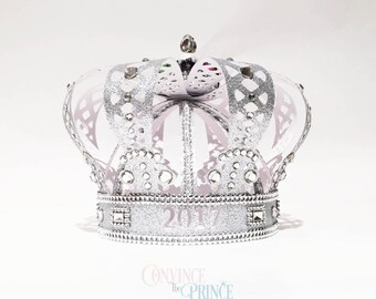 crown svg the royal sparkling queen crown template jpg all in etsy