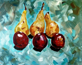 Six Fruits - still life