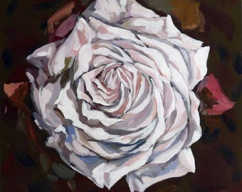 Grow a White Rose