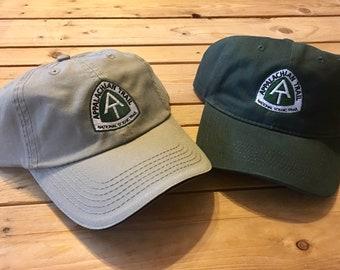 691ed438 Appalachian Trail Scenic Logo Hat FREE SHIPPING