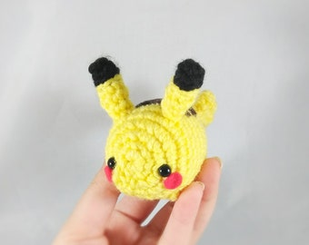 Pikachu Stacker Keychain, Pikachu Plush, Gamer Gifts, Otaku Gift, Otaku Fashion, Pokemon Go, Anime Keychain, Nerdy Baby, Squishy Kawaii