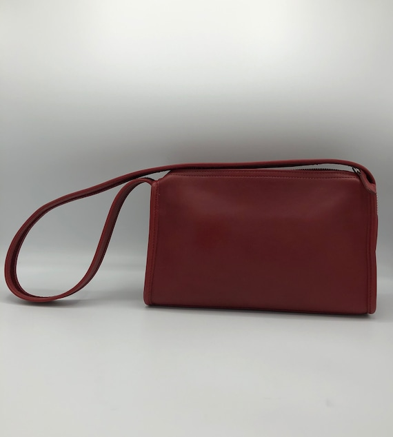 Vintage Coach | Coach Red Bag | 9057| Shoulder Bag