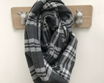 Snood fabric and very soft hot for woman