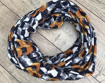 Snood mid-season fabric for women