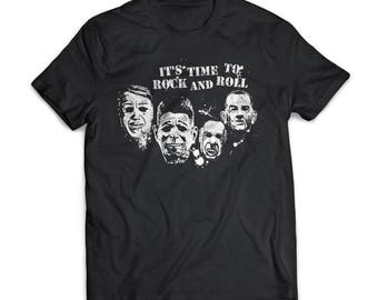 Point Break Ex Presidents sublimation T shirt AUB6jJ