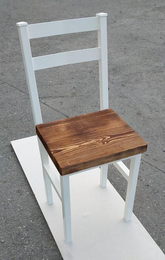 Industrial Chair Modern Farmhouse Chair Seat Home Furniture Etsy