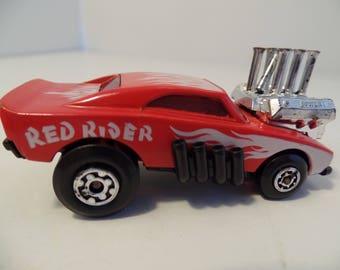 1972 Red Rider (No. 48) Superfast Matchbox