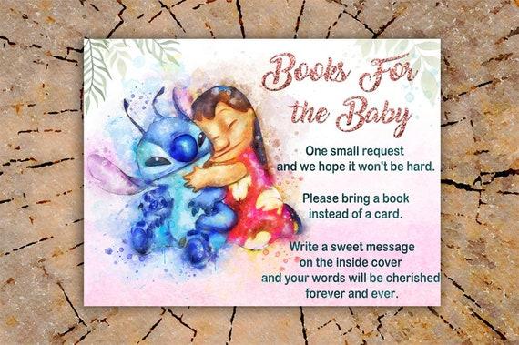 Lilo And Stitch Books For Baby Lilo And Stitch Disney Books Etsy