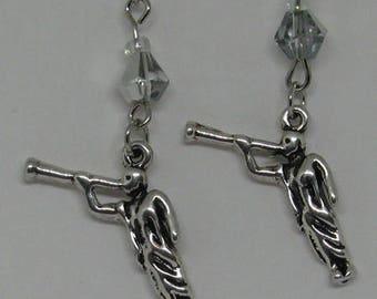 Angel Moroni Earrings E94