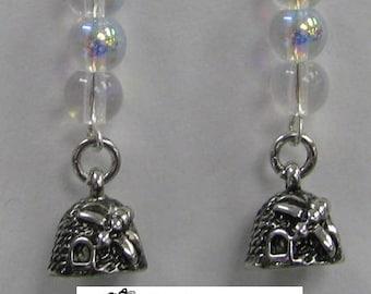 Beehive Earrings E18