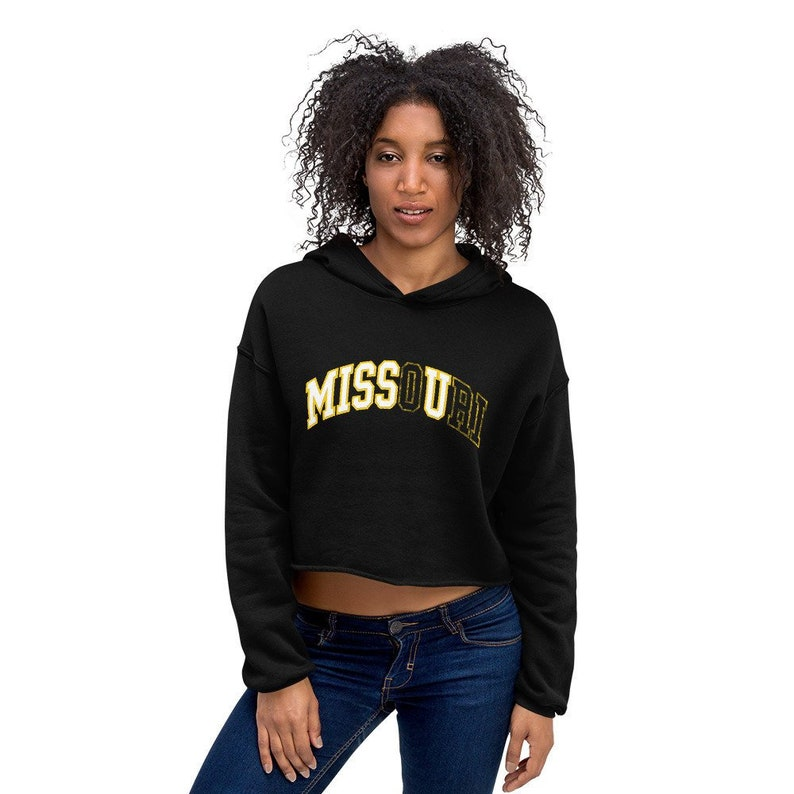 Miss U Missouri Print Drizzy Scorpion Tour Diy Cropped Hoodie Great Gift Idea For Music Concerts And Festivals