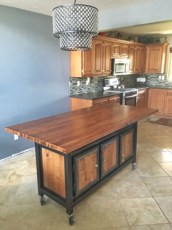 Custom Kitchen Islands, Rustic Dining Tables