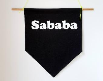 Sababa Banner