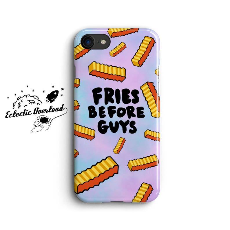 coque iphone x frites
