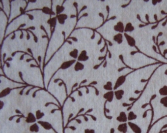 Four Fat quarters vintage Laura Ashley cotton fabric