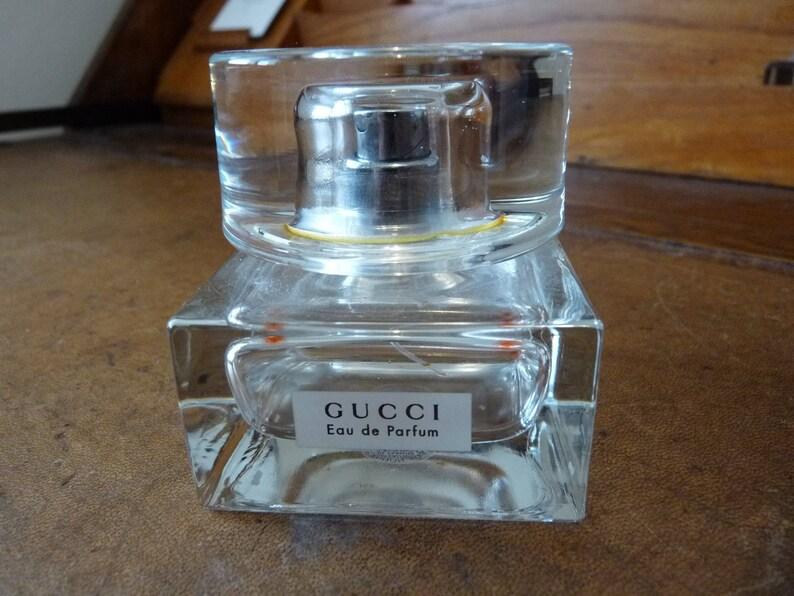 43ad2676e1a84 Vintage Gucci Perfume Bottle (eau de parfum)