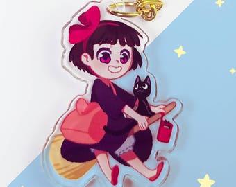 Kiki's Delivery Service Keychain