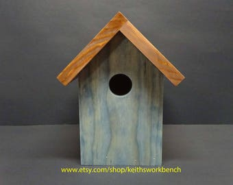 Traditional Birdhouse