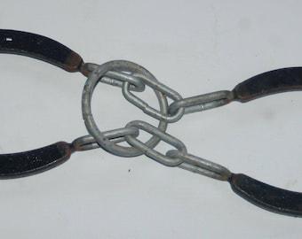 Horse Shoe Ring Puzzle