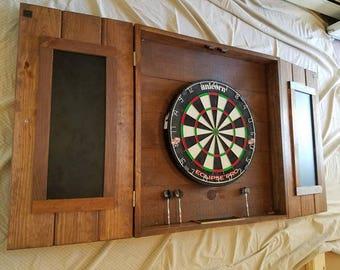 Dart Board Cabinet | Etsy