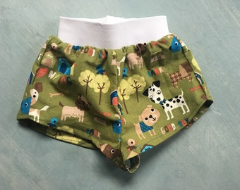 Cotton Baby Shorts