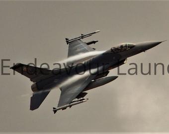 F-16 Viper Trail